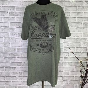 True Craft Lived- In T- Shirt Short Sleeve NWT